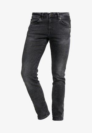 SEAHAM - Jeans slim fit - grey denim