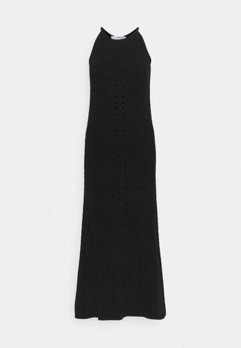 SLFMAXA DRESS TALL - Jumper dress - black