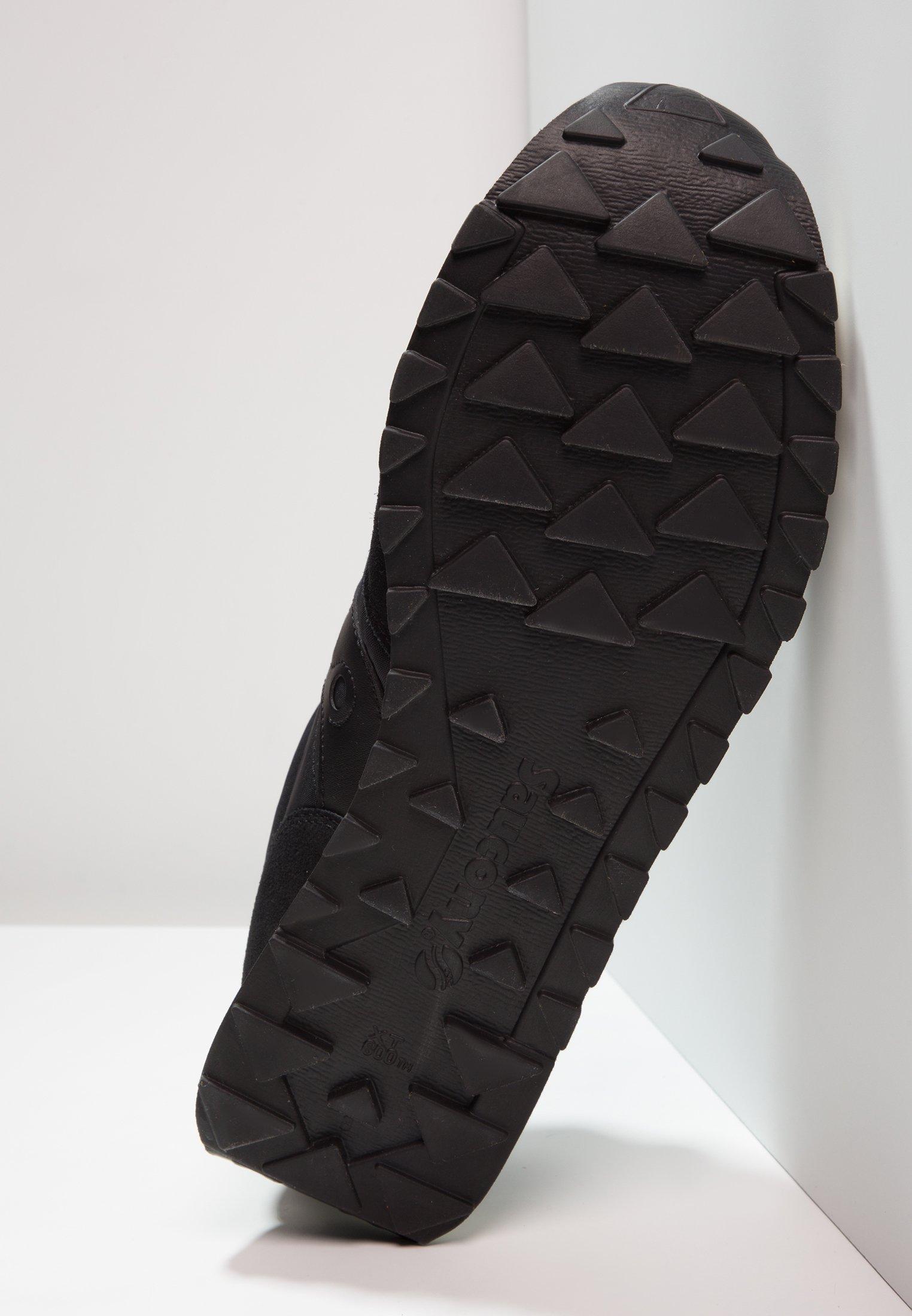 Saucony JAZZ ORIGINAL VINTAGE Sneaker low black/schwarz