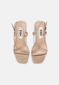 Zign - Sandalen - beige - 4