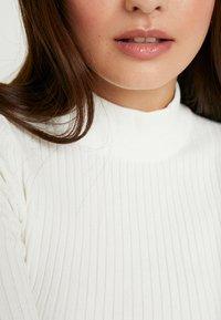 Even&Odd Petite - Pullover - off-white - 4
