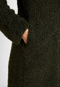 Q/S designed by - Winter coat - dark olive - 5