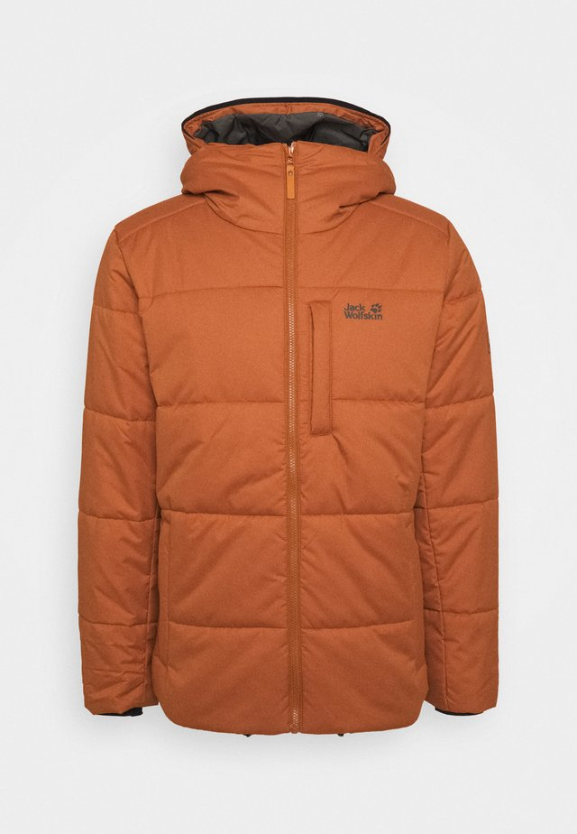 KYOTO JACKET - Giacca invernale - copper