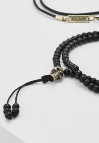 Icon Brand - NOMINATION COMBO SET - Bracelet - black - 4