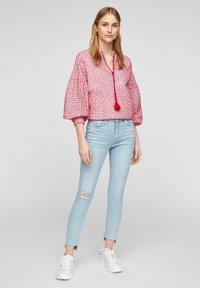 s.Oliver - Jeans Skinny Fit - light blue - 1
