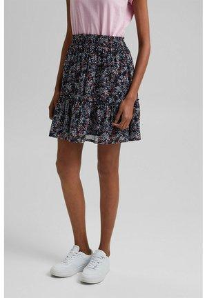 SKIRT - Mini skirt - new navy