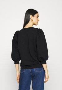 Gestuz - NANKITA - Sweatshirt - black - 2