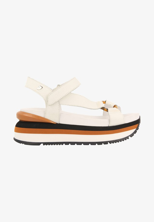 Zapatillas skate - blanco