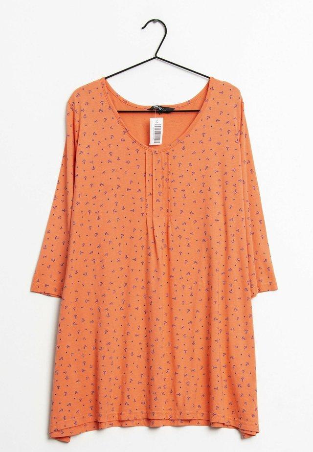Longsleeve - orange