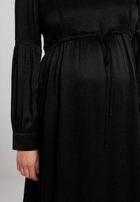 IVY & OAK Maternity - TUNIC DRESS - Vestito estivo - black - 5