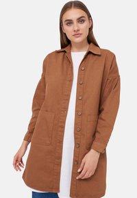 LC Waikiki - Denim jacket - brown - 3