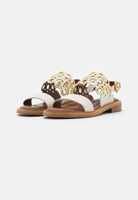 See by Chloé - STEFFI FLAT - Sandals - natural - 2