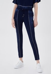 LIU JO - Pantalones deportivos - blue - 0
