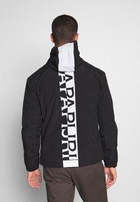 Napapijri - APER - Summer jacket - black - 2