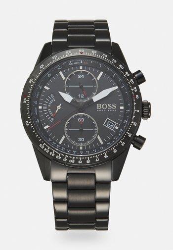PILOT EDITION - Chronograph watch - black
