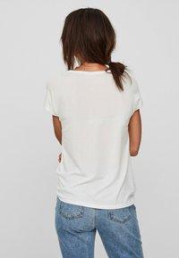 Vero Moda - VMCINA - T-shirts basic - white - 1