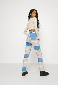 The Ragged Priest - VISION  - Jeans straight leg - multi-coloured - 2
