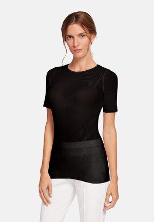 DIANA  - T-shirt imprimé - black