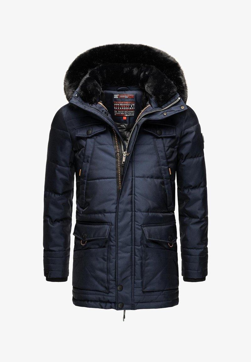 Navahoo - LUAAN - Winter coat - dark blue
