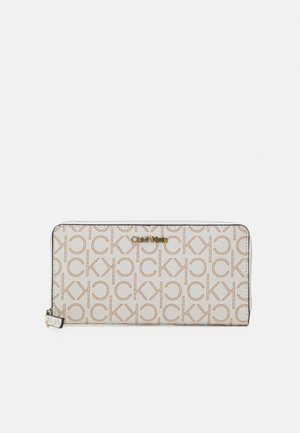 WALLET MONOGRAM - Lommebok - white