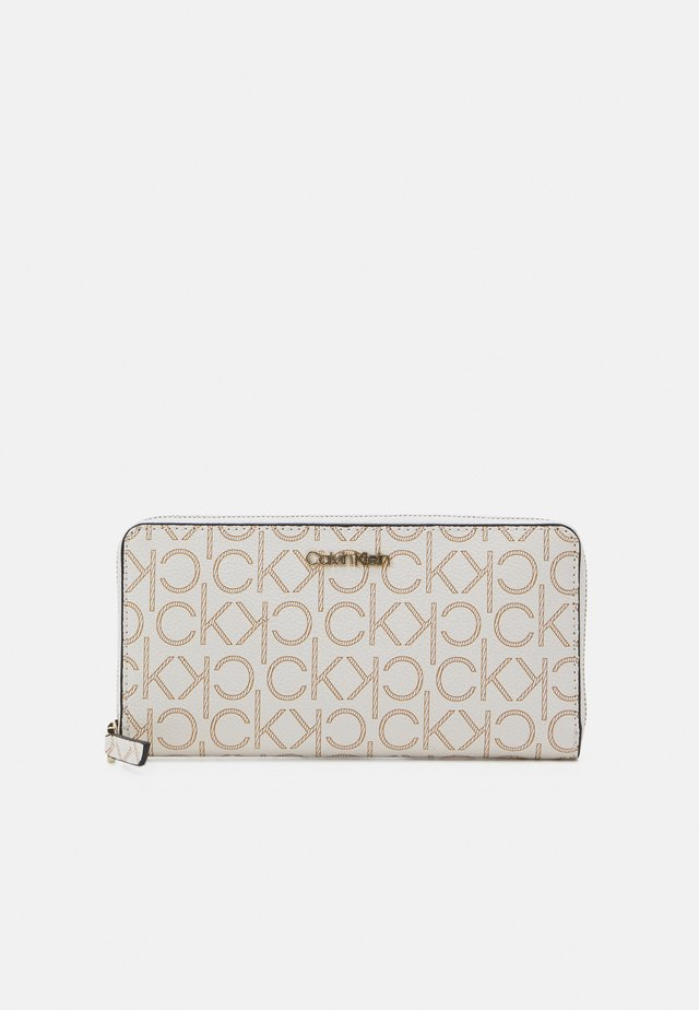 WALLET MONOGRAM - Portefeuille - white