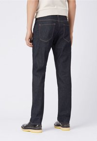 BOSS - MAINE - Straight leg jeans - dark blue - 2