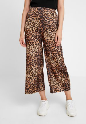 PANT - Kalhoty - beige/brown