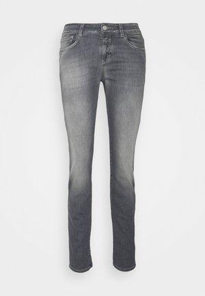 BAKER LONG - Slim fit jeans - mid grey