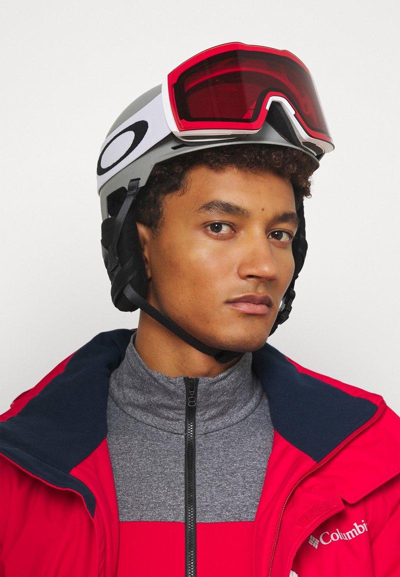 Oakley - FALL LINE XL - Ski goggles - rose