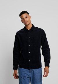 Weekday - WISE - Shirt - navy - 0