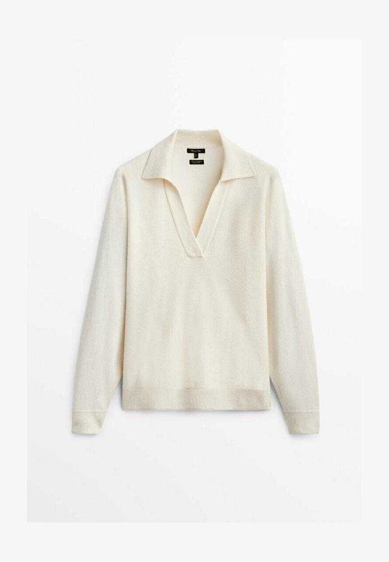 Massimo Dutti - Sweatshirt - beige
