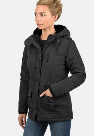 WINTERJACKE LISA - Winter jacket - black