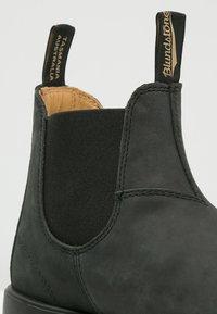 Blundstone - CLASSIC - Støvletter - grey - 5
