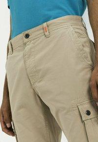 camel active - Cargo trousers - beige - 3