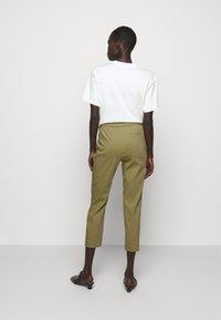 Theory - TREECA PULL - Kalhoty - sprig - 2