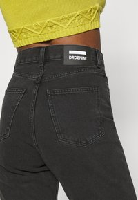 Dr.Denim - ECHO  - Shorts di jeans - charcoal black - 4