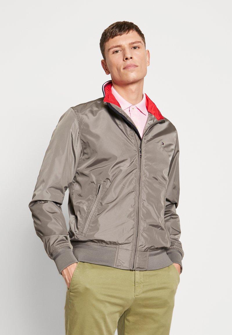 Tommy Hilfiger - Summer jacket - grey