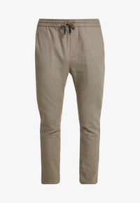 Only & Sons - ONSLINUS CROP  - Trousers - fallen rock - 3