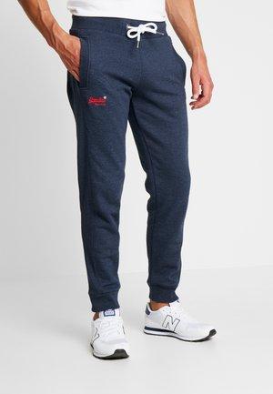 ORANGE LABEL CLASSIC - Pantalones deportivos - midnight blue feeder