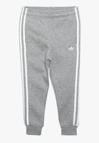 adidas Originals - OUTLINE HOODIE - Tepláková souprava - medium grey heather/white - 2