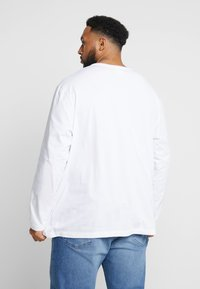 Lacoste - Long sleeved top - white - 2