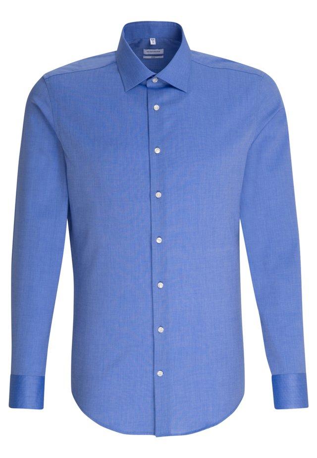 SLIM FIT - Koszula - blau