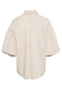 InWear - YOKOIW - Button-down blouse - honey stripe - 7