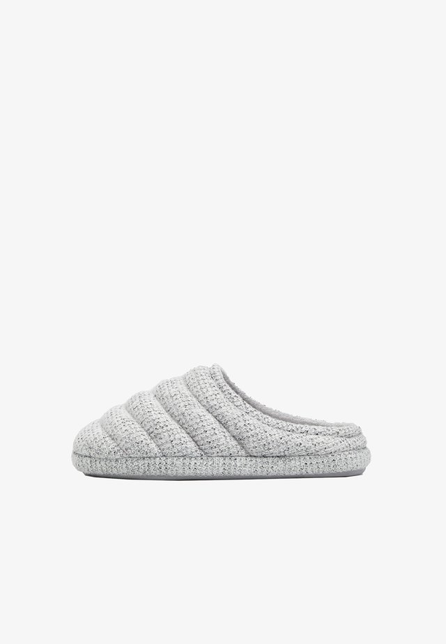 Chaussons - grey