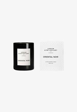 LUXURY BOXED GLASS CANDLE - Świeca zapachowa - oriental noir
