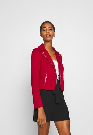 Blazer - deep red