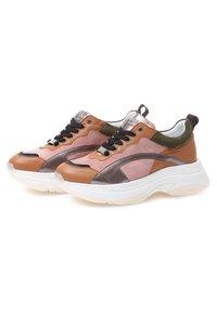 KUNOKA - UGLY - Sneakers laag - pink - 2