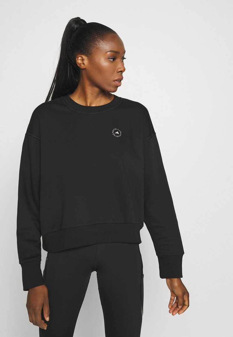 adidas by Stella McCartney - Sweatshirt - black