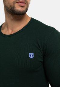 Schiesser Revival - FRIEDRICH - Long sleeved top - grün - 3