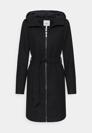 OBJKARIN - Classic coat - black